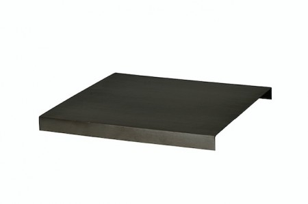 Ferm Living - Tray For Plant Box / Black Brass
