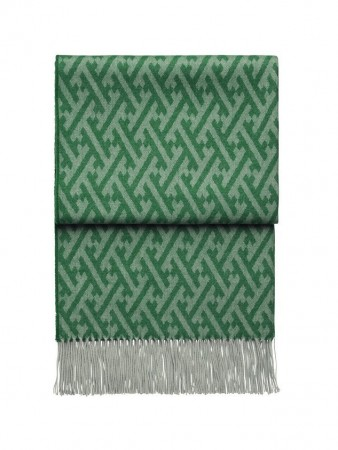 Elvang - Amazing Plaid / Emerald/lake