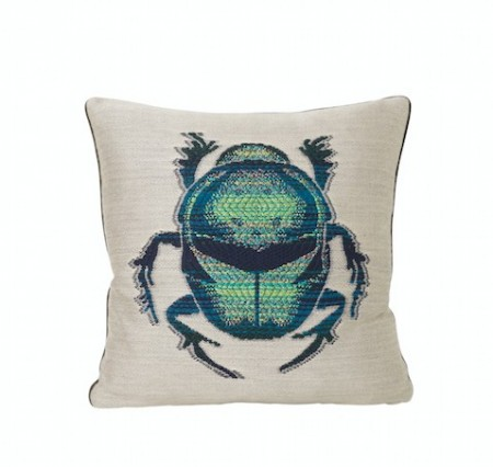 Ferm Living - Salon Cushion / Beetle