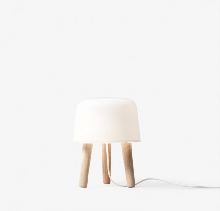 &tradition - Milk Table Lamp White NA1