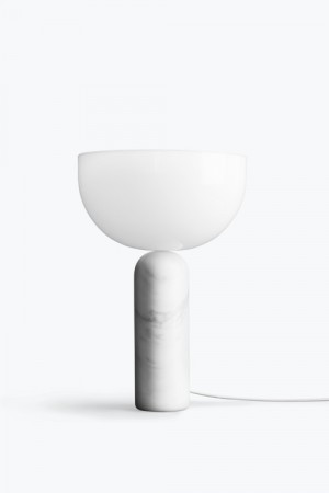 New Works - Kizu Table Lamp / White / L