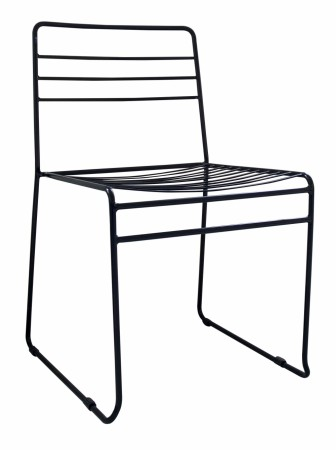 Ygg & Lyng  - Kyst Dining Chair - Sort