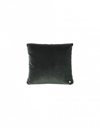 Ferm Living - Corduroy Cushion Green