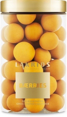 Lakrids By Johan Bulow - Regular Bærries - Sea Buckthorn Choc