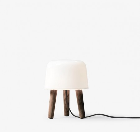 &tradition - Milk Table Lamp Oiled NA1
