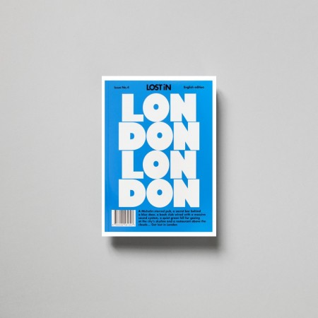 New Mags - Lost In - London