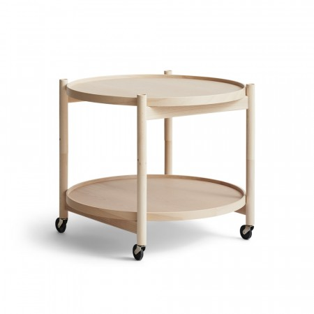 Brdr. Krüger - Tray Table - 60cm - Natural Beech