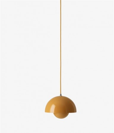 &tradition - Flowerpot Pendant Mustard VP1