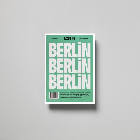 New Mags - Lost In - Berlin